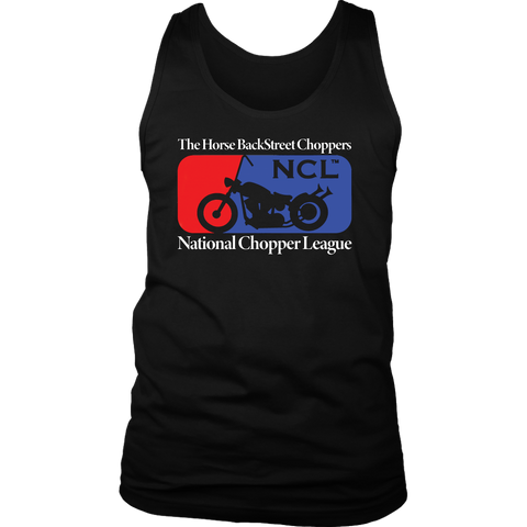 THBC 'National Chopper League' Tank