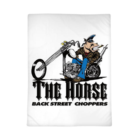 "The Horse BC 60"" x 80"" Fleece Blankets"