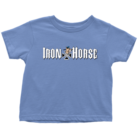 Iron Horse Toddler T-Shirt