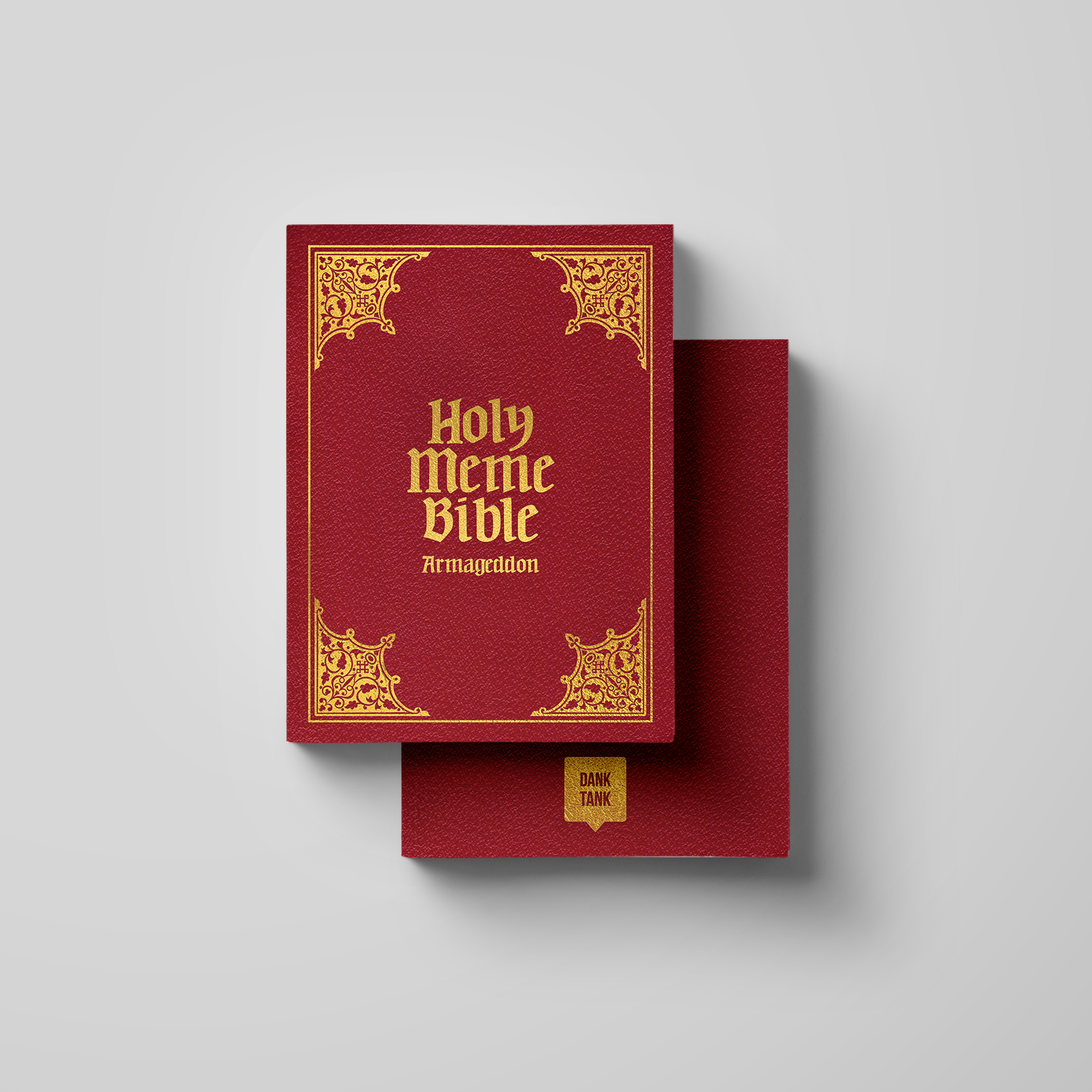 Holy Méme Bible: Armageddon (2020)
