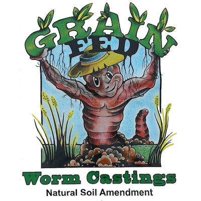 Green Room Live - Sean Bundy of Grain Fed Worm Castings - March 24th