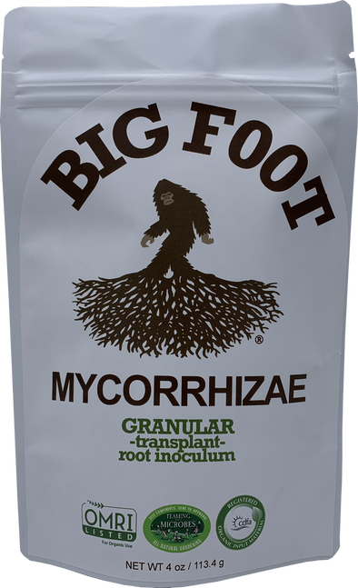 Big Foot Mycorrhizae Granular