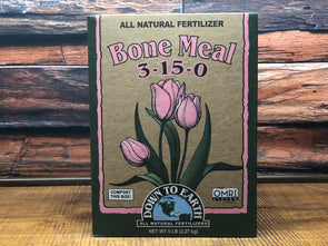 DTE Bone Meal 5 LB Box