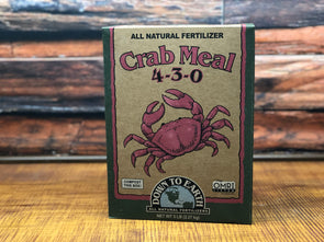 DTE Crab Meal 5 LB Box