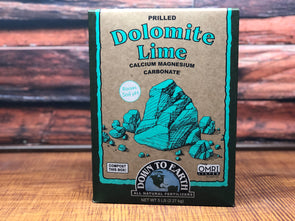 DTE Dolomite Lime 5 LB Box