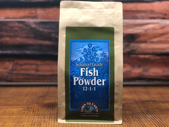 DTE Fish Powder