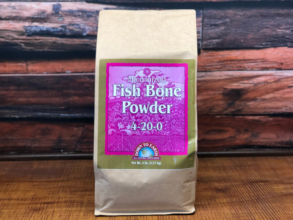 DTE Fish Bone Powder