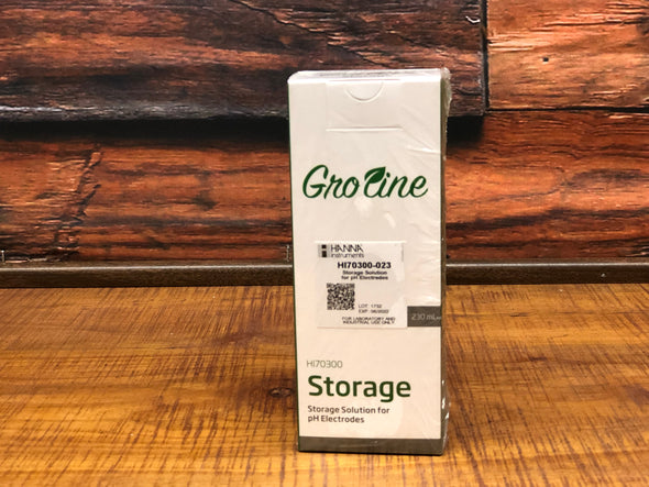 Hanna GroLine Electrode Storage Solution 230 mL