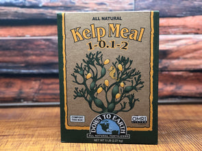 DTE Kelp Meal 5 LB Box
