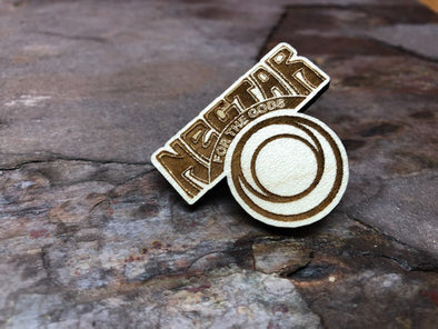 Oregon's Only Triple O Wood Pin