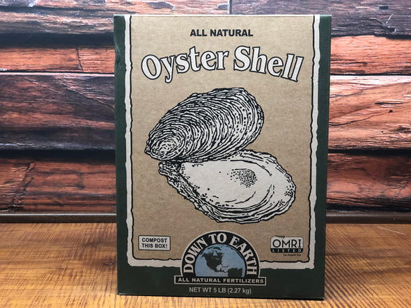 DTE Oyster Shell 5 LB Box