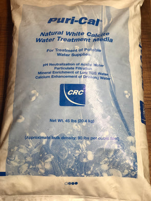 Puri-Cal 45 lb - Calcite - Water Treatment Media