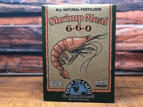 DTE Shrimp Meal 2 LB Box