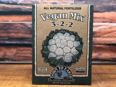 DTE Vegan Mix 5 LB Box