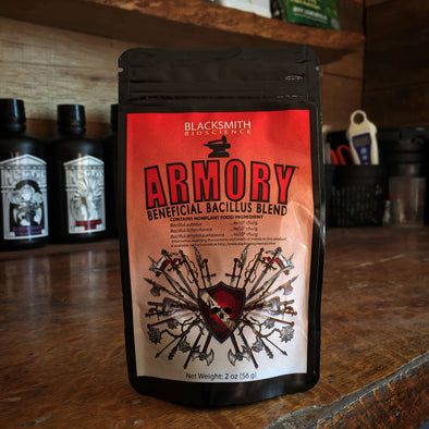 ARMORY: Beneficial Bacillus Blend