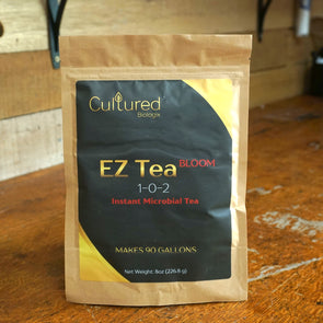 EZ TEA BLOOM : Instant Microbial Tea