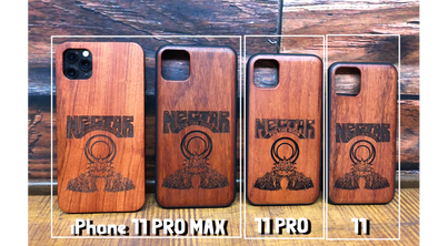 iPhone 11 Wood Case