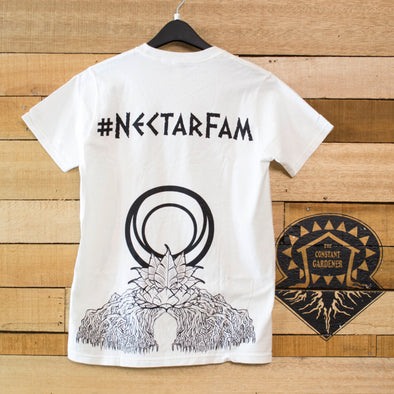 NFTG Shirt - SOIL #4 - Unisex Short Sleeve - WHITE