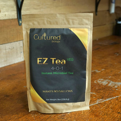 EZ TEA VEG : Instant Microbial Tea