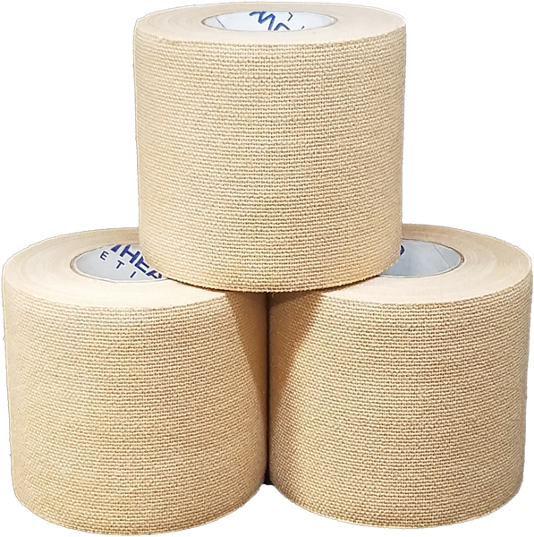 Thin-Flex Low-Profile, Easy-Tear Adhesive Stretch Bandage | Latex Free