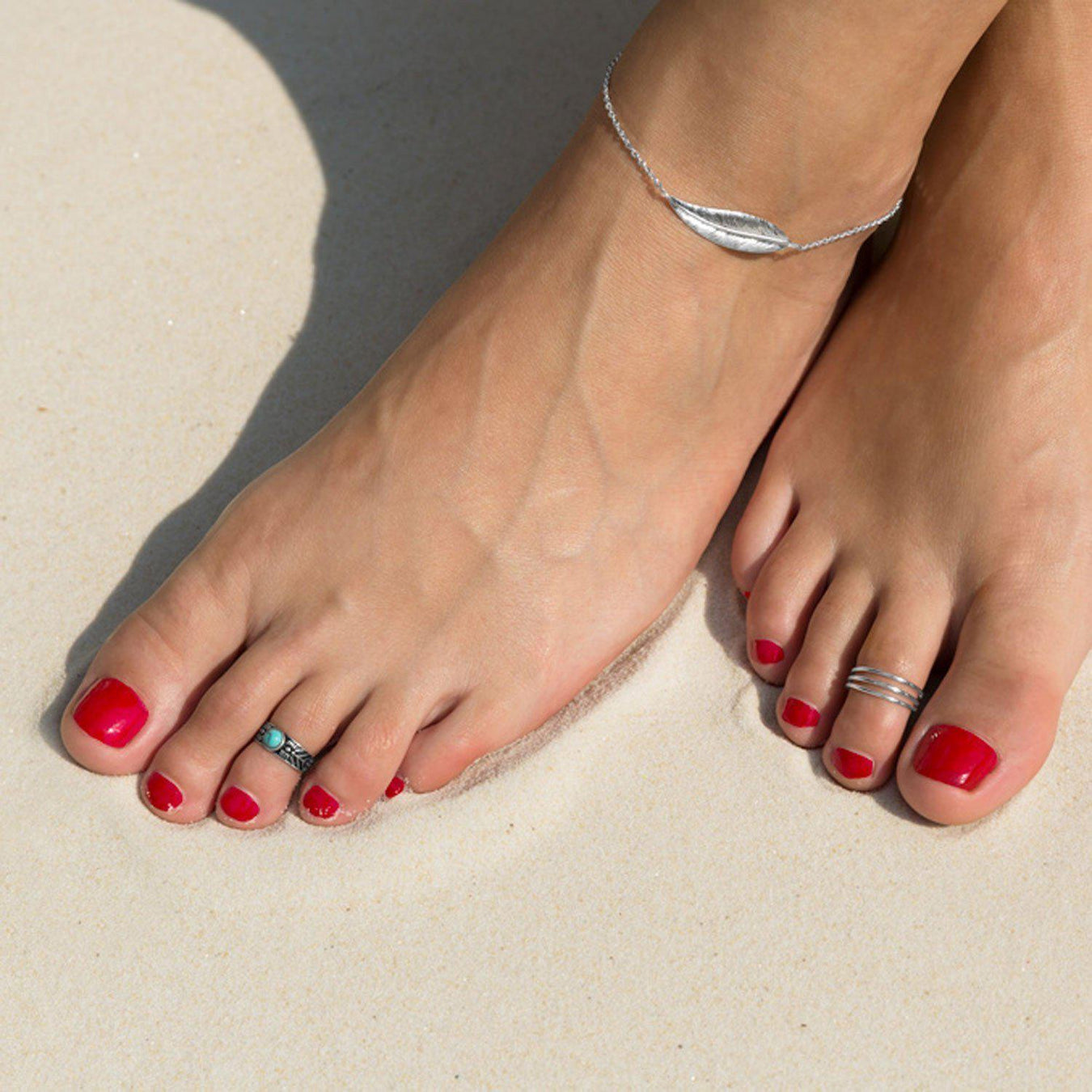 Toe Rings and Anklets from Needjewelry.com