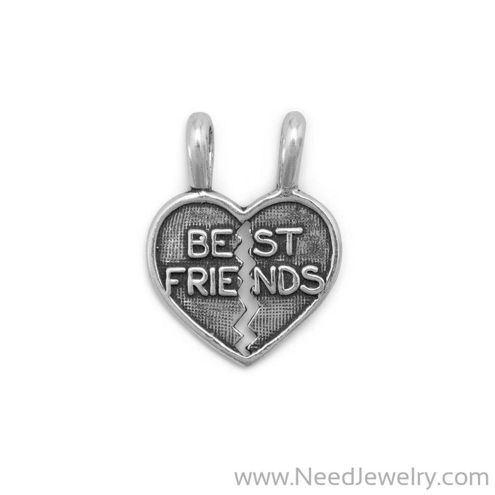 Break-Away Best Friends Charm-Charms-Needjewelry.com