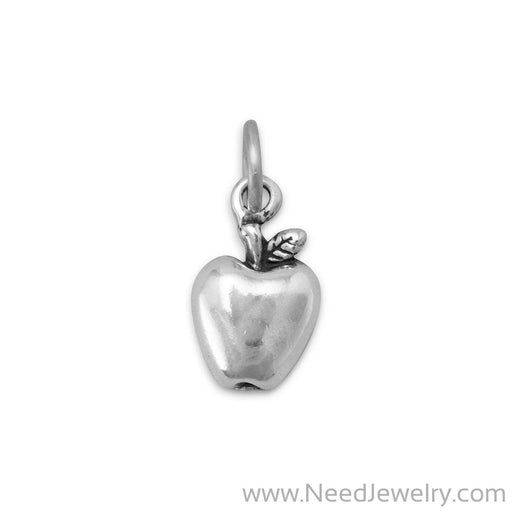 Apple Charm-Charms-Needjewelry.com
