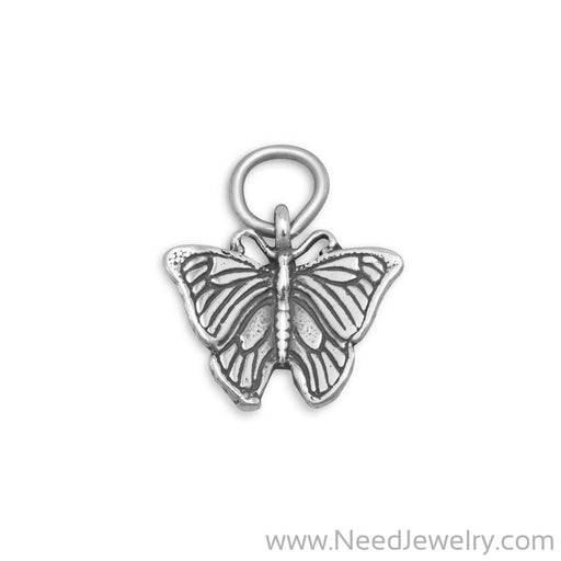 Small Butterfly Charm-Charms-Needjewelry.com