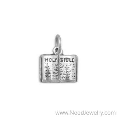 Holy Bible Charm-Charms-Needjewelry.com