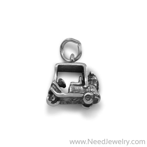 Golf Cart Charm-Charms-Needjewelry.com