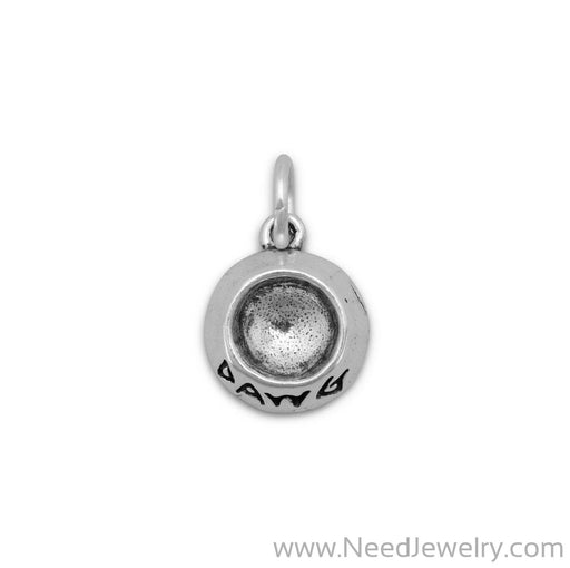 DAWG Bowl Charm-Charms-Needjewelry.com