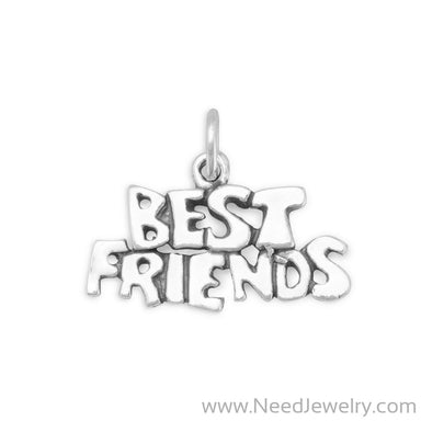 Best Friends Charm-Charms-Needjewelry.com