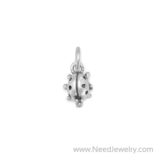 Small Ladybug Charm-Charms-Needjewelry.com