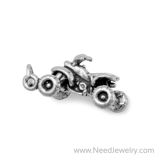 4 Wheeler Charm-Charms-Needjewelry.com