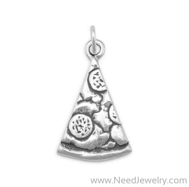 Slice of Pizza Charm-Charms-Needjewelry.com