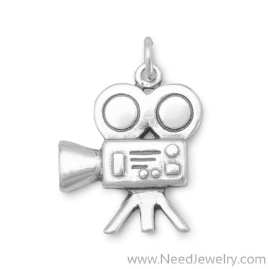 Movie Camera Charm-Charms-Needjewelry.com