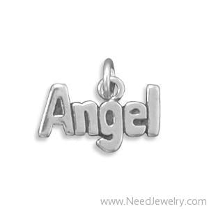Angel Charm-Charms-Needjewelry.com