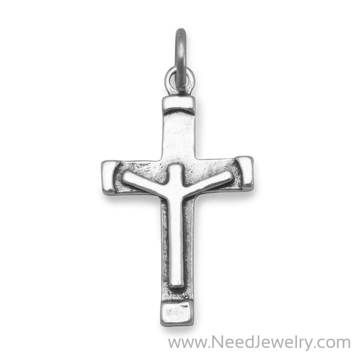 Crucifix Charm-Charms-Needjewelry.com