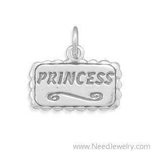 Princess Charm-Charms-Needjewelry.com