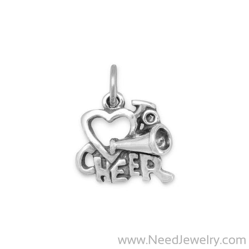 Love to Cheer Charm-Charms-Needjewelry.com