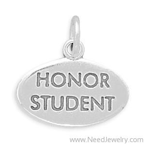 Honor Student Charm-Charms-Needjewelry.com