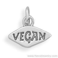 Vegan Charm-Charms-Needjewelry.com