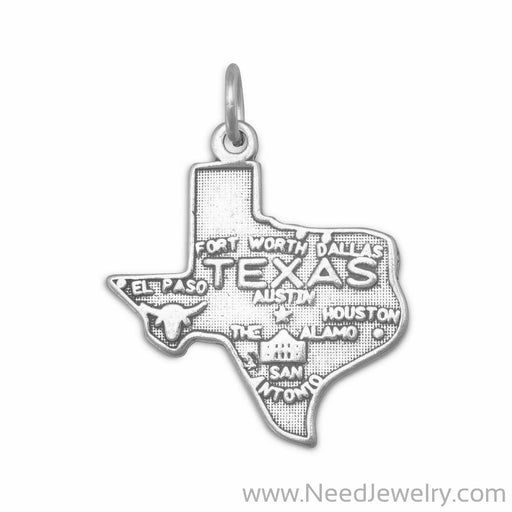 Texas State Charm-Charms-Needjewelry.com