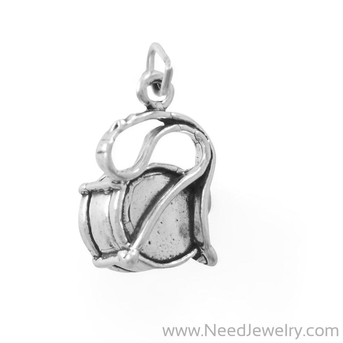 Dance To The Beat! Drum Charm-Charms-Needjewelry.com