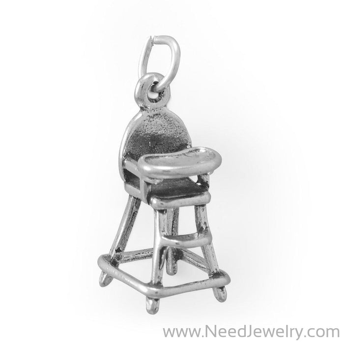High Chair Charm-Charms-Needjewelry.com