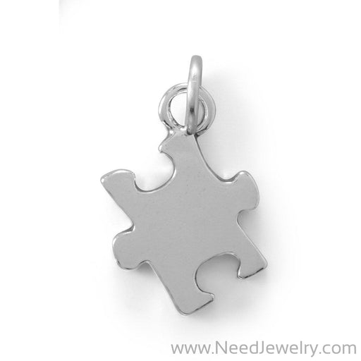 Puzzle Piece Charm-Charms-Needjewelry.com