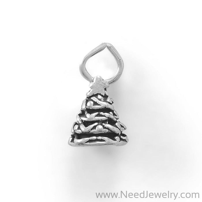 Gather Round The Holiday Tree Charm-Charms-Needjewelry.com