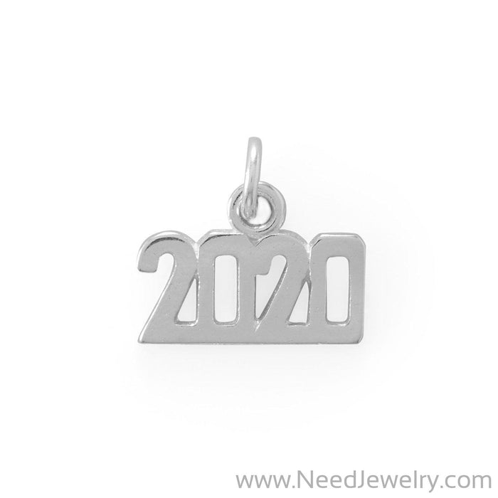 Beginning of a New Decade! 2020 Polished Charm-Charms-Needjewelry.com
