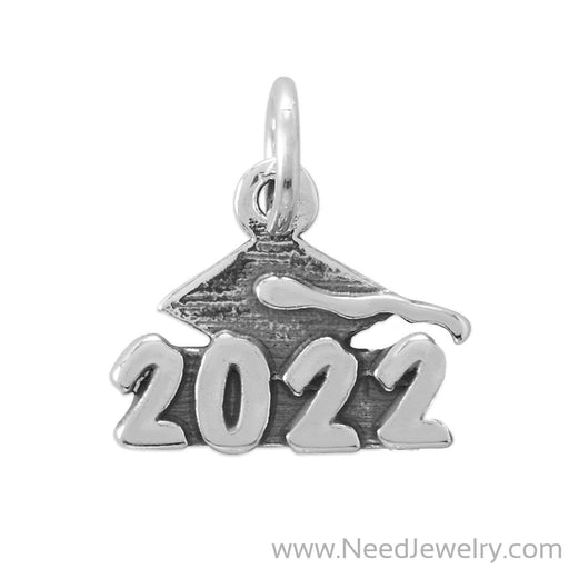 You Did It! 2022 Graduation Charm-Charms-Needjewelry.com