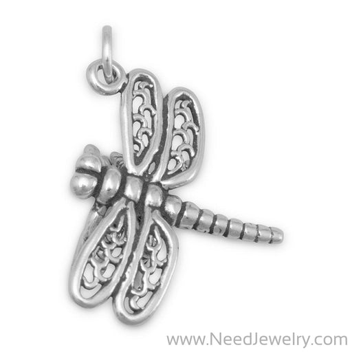 Dragonfly Charm-Charms-Needjewelry.com
